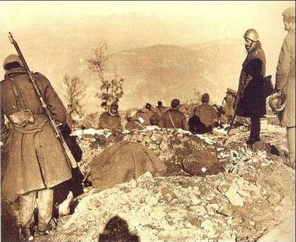 Οχυρωματικές εργασίες από τον Ελληνικό Στρατό στην γραμμή Ελαίας-Καλαμά, Μάρτιος 1939