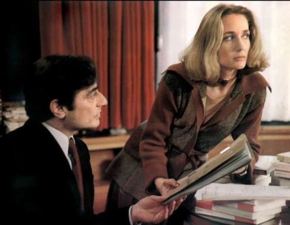 Ο Μπερτράν κι η Ζενεβιέβ, σκηνή από την ταινία «Ο άντρας που αγαπούσε τις γυναίκες»