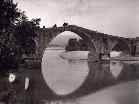 039 - το Γεφύρι της Άρτας 1913