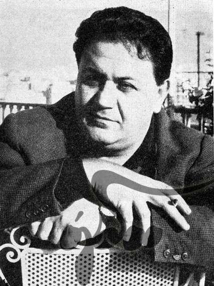 Ο Μάνος Χατζιδάκις (Ξάνθη 23 Οκτωβρίου 1925 – Αθήνα 15 Ιουνίου 1994)