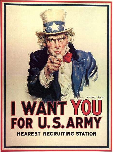 ww1-ww2-Uncle-sam-wants-you