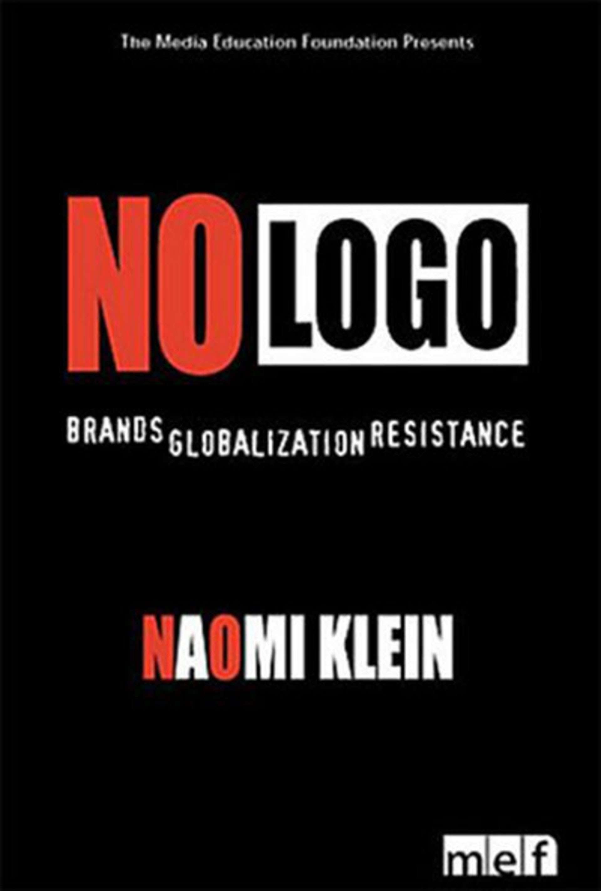 Naomi Klein: «NO LOGO»