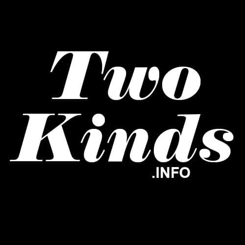 TwoKinds.info - There's only two kinds of people in the world... a vlog / blog by Eran Thomson