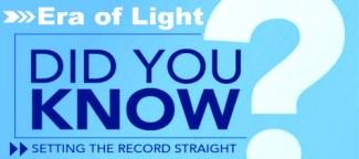 did you know eraoflightdotcom