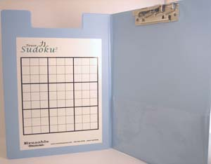 Power Sudoku2 Basic Clipboard Kit