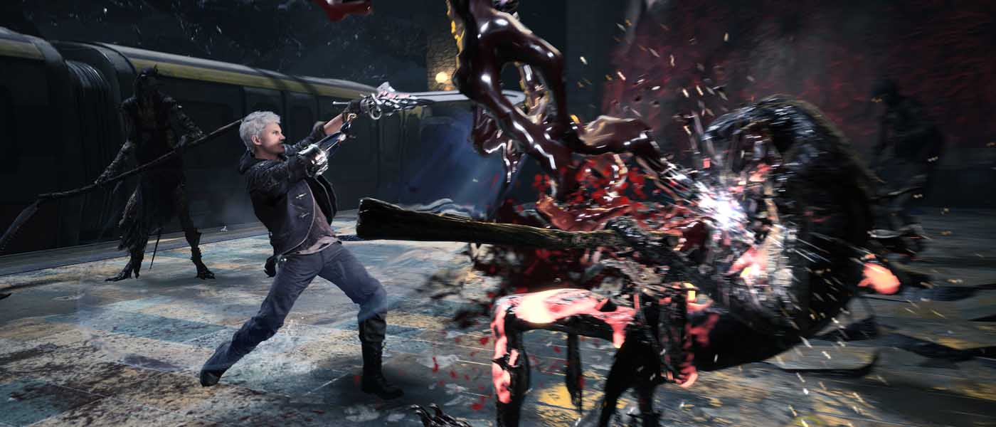 Devil May Cry 5 (PC) The Best Version By Far! – PC Port