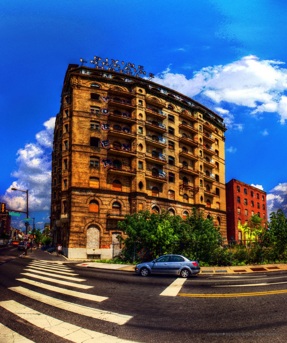 Despite petition to turn into museum, Divine Lorraine will go on as originally planned