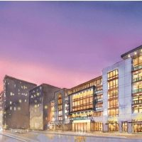 Hanover North Broad Mixed-Use Development Breaks Ground - development watch - Curbed Philly