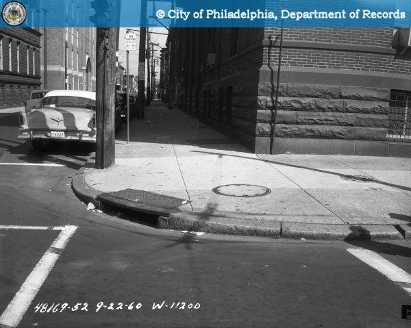 Contract #W-1120-D 13th Street - Buttonwood Street to Green Street: North on East Side of 13th Street from Spring Garden Street.