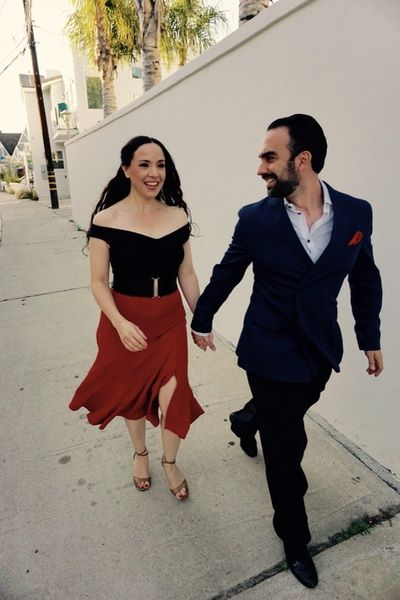 Tango Class with Jerry Perez and Christine Urgell