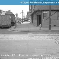 Contract W963D - East Side of Franklin Street from Willow Street to Spring Garden Street