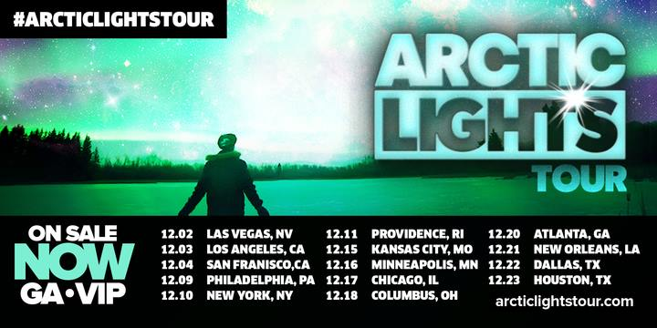 Arctic Lights Tour 2016 - Philadelphia