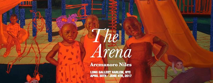 Arcmanoro Niles The Arena Art Exhibition Opening | SUN APR 30