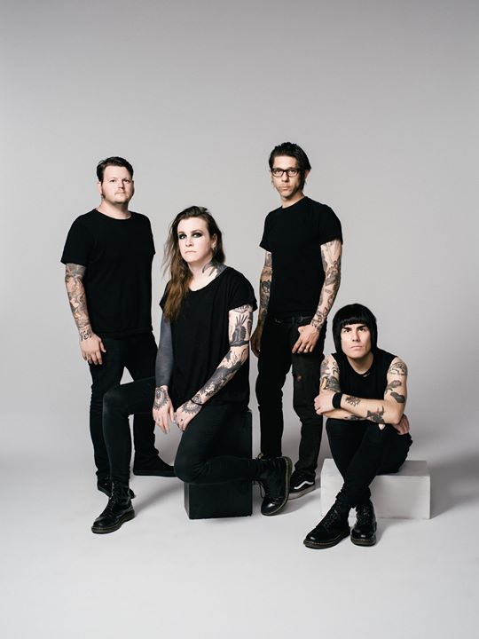 Against Me! / Bleached / The Dirty Nil at Union Transfer - Philadelphia 10/12