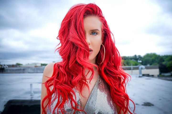 Justina Valentine w/ Eryn Woods and Al-Tarik at Underground Arts