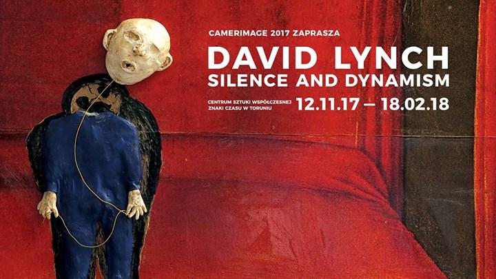 Wystawa / David Lynch. Silence And Dynamism