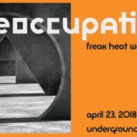 Preoccupations - Tickets - Underground Arts - Philadelphia, PA, April 23, 2018 | Ticketfly