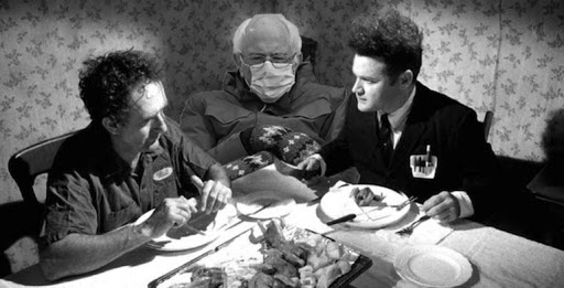 Dinner with Bernie