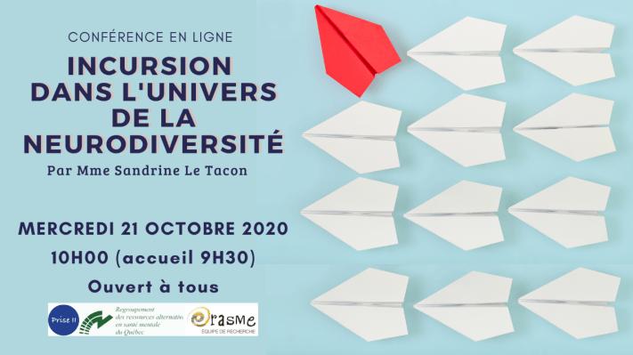 Les grandes conférences Alternative - 21 octobre 2020 2020