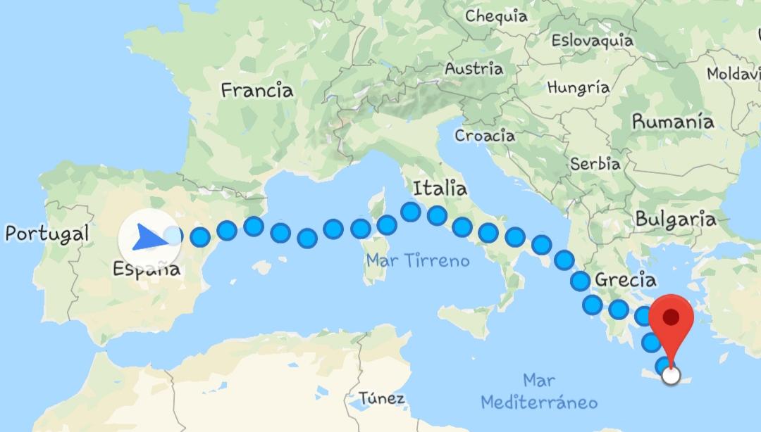 Reuniones preparatorias con alumnado y familia antes del 2° Encuentro Transnacional en Creta