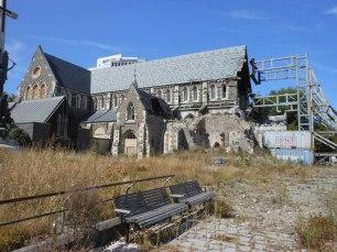 Ancienne Cathédrale anglicane.