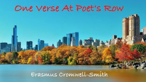 One Verse at Poet's Row