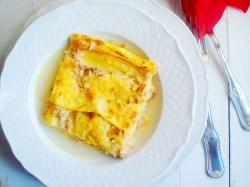 lasagna al brodo