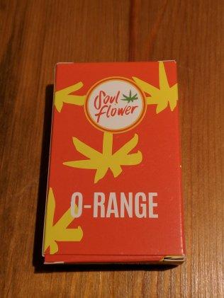 Orange di soul flower recensione canapa light
