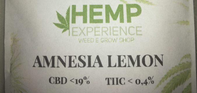 hemp experience packaging