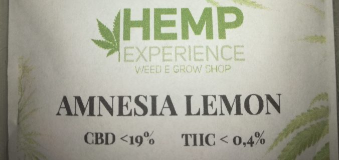 hemp experience packaging