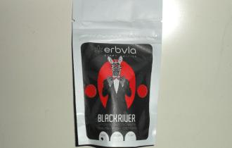 Bustina di canapa legale Blackriver di Erbula