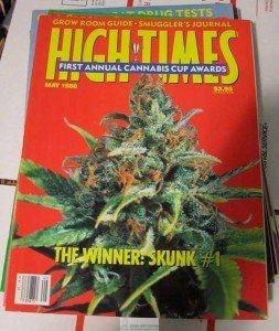 copertina high times cannabis cup