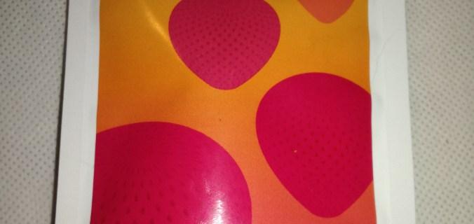 Confezione di strawberry cannazero canapa legale