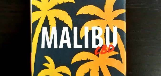Confezione di canapa legale Malibu CBD di Soulflower CBD