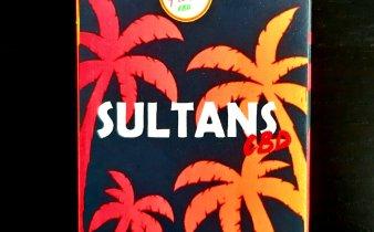 Confezione di canapa legale Sultans CBD di Soulf Flowers CBD