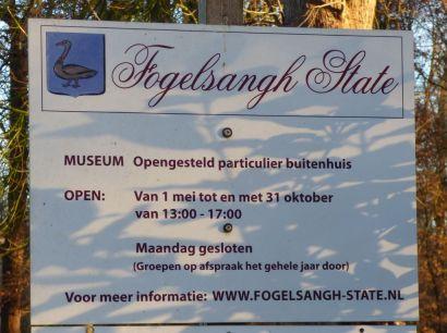 Fogelsangh State, Veenklooster Bos