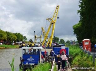 20170715 - Plaatsing Tafelbrug Zuidhorn 34