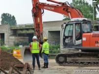 Plaatsing Spoorbrug Zuidhorn 01