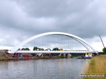Plaatsing Spoorbrug Zuidhorn 23