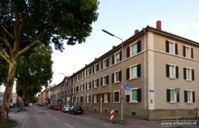 Karlsruhe - straatbeeld
