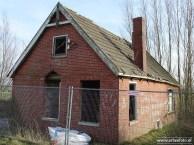 Oud huis - Sarabos (Richting Visvliet)