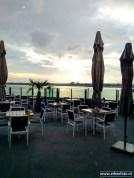 Cafe Rutgers - Uitzicht Terras