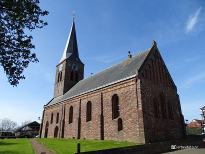 20200410_Kerk van Ulrum (achterkant)