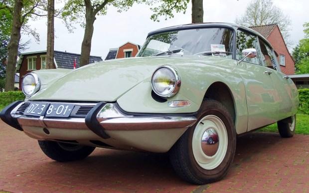 Classic Cars Citroën DS
