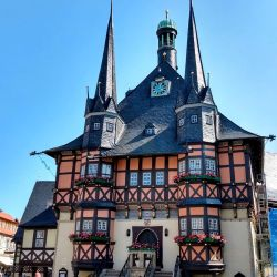 Altstadt Wernigerode Rathaus