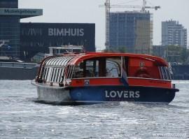 Amsterdam (rondvaart Lovers)