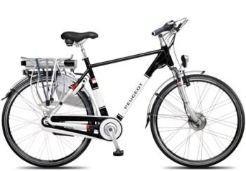 Peugeot CE122 e-bike