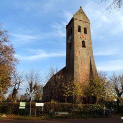 Kerk Midwolde, Leek, Groningen