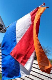 Vlag Uit - Koningsdag