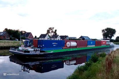 Brug Zuidhorn - Scheepvaart